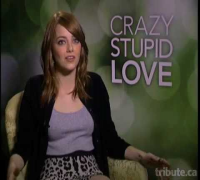 Emma Stone - Crazy Stupid Love Interview