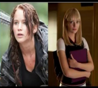 Emma Stone in Spiderman - Inspired by Jennifer Lawrence!