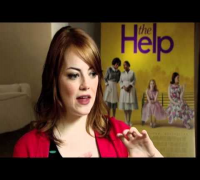 "Emma Stone Interview - ""The Help"" film and Civil Rights"