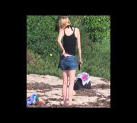 Emma Stone Legs Part Two