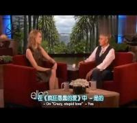 Emma Stone on The Ellen Degeneres Show {Full} PART 1