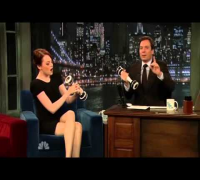 Emma Stone Shake Weight