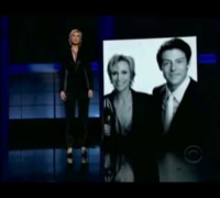 Emmy Awards 2013 ~ Jane Lynch pays tribute to Cory Monteith