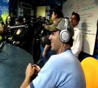 Enrique at KIIS FM in La on Jojo on the Radio Part 1