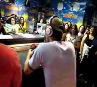 Enrique at KIIS FM in La on Jojo on the Radio Part 2