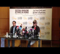 Enrique Talking about his fans at Press Conference in Rabat, Morocco