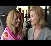 Entertainment Tonight chats with Ashley Benson, Vanessa Hudgens & Selena Gomez