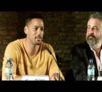 Entrevista a Will Smith en Argentina