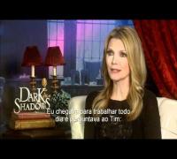 Entrevista com Michelle Pfeiffer em Sombras da Noite