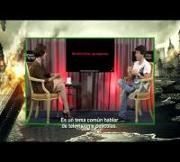 Entrevista Milla Jovovich - Resident Evil 5: La Venganza (HD)