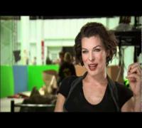 entrevista Milla jovovich