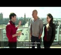 Entrevista Vin Diesel y Michelle Rodriguez - Fast 6