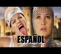 #ERB Español - Miley Cyrus vs Joan of Arc [Season 3] (Subtitulos español)