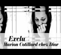 Exclu : Marion Cotillard nous emmène dans les ateliers Dior