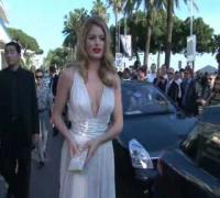 EXCLUSIF: Doutzen Kroes au festival de Cannes (2010)