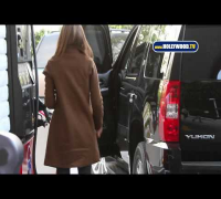 EXCLUSIVE: BREAKING: Jessica Alba Witnesses Fight Between Paps & Gas Station Employees