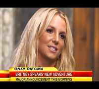 EXCLUSIVE INTERVIEW Britney Spears on GMA (Kissing Justin Timberlake, Las Vegas Residency,New Album)