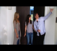 Exclusive! Jennifer Aniston, Courteney Cox and Matthew Perry Outtakes