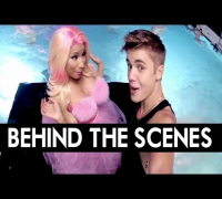 "(EXCLUSIVE) Justin Bieber's ""Beauty and a Beat"" ft. Nicki Minaj - Behind the Scenes [DS2DIO]"