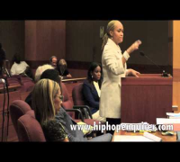 Exclusive: Lisa West Closing arguments in Raymond v. Raymond Part 3 (The Usher Raymond Show)