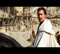 Exodus: First Look at Christian Bale in Ridley Scott's Epic Movie