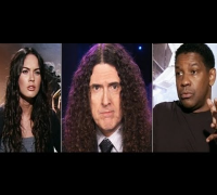 "Face to Face with ""Weird Al"" Yankovic: Denzel Washington / Megan Fox"