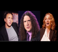 "Face to Face with ""Weird Al"" Yankovic: Uma Thurman / Nicolas Cage"