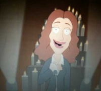 Family Guy: Julia Roberts Loves herself