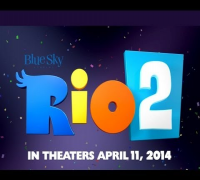Family - Rio 2 - TRAILER | Anne Hathaway, Jesse Eisenberg, will.i.am, Jemaine Clement