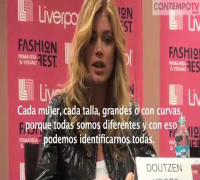 FASHION FEST CON TOP MODELS DOUTZEN KROES / PRIMAVERA VERANO 2010
