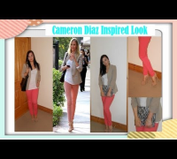 Fashion Fridays: Cameron Diaz Inspired look