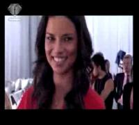 fashiontv | FTV.com - ADRIANA LIMA - VICTORIAS SECRET RETRO