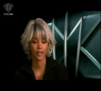 fashiontv | FTV.com - FTV PRESENTS ACTRESS HALLE BERRY FOR XMEN