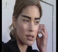 fashiontv | FTV.com - MODEL TALKS F/W 06/07 DOUTZEN KROES