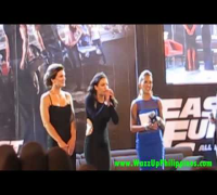 Fast And Furious 6 Movie Red Carpet Philippine Premiere -  Michelle Rodriguez
