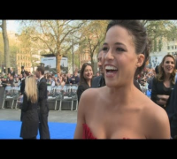 Fast and Furious 6 premiere: Michelle Rodriguez reveals who the biggest softies are on set