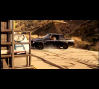 Fast & Furious 4 - Behind The Scenes (Michelle Rodriguez & Vin Diesel) HD