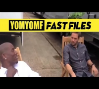 """FAST & FURIOUS 6"" BTS Tyrese Confronts Paul Walker"