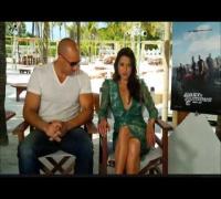 Fast & Furious 6 en palabras de Vin Diesel y Michelle Rodríguez