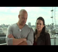 Fast & Furious 6 Interview  Vin Diesel & Michelle Rodriguez