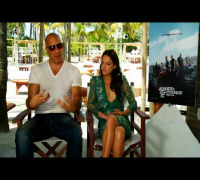 Fast & Furious 6: Vin Diesel y Michelle Rodríguez