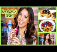 Fast & Yummy Back To School Breakfast Ideas!