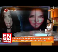 Fatmagül'ün Adriana Lima Anısı