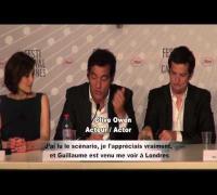 Festival de Cannes: Guillaume Canet, Clive Owen, Marion Cotillard (VIDEO)