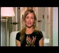Few Exchange and Share of Words With Cameron Diaz