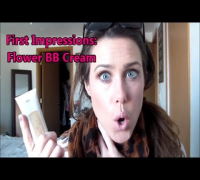 First Impressions: Flower BB Cream by Drew Barrymore