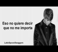 Flatline - Justin Bieber (Letra Traducida al español) [LSS]