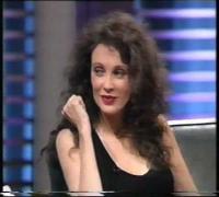 Frank Skinner interviews Drew Barrymore's Mum, Jaid - '95