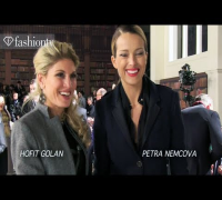 Front Row at Tommy Hilfiger Fall 2013 ft. Julianne Moore | New York Fashion Week | FashionTV