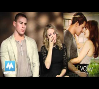 Fun with Rachel McAdams & Channing Tatum for THE VOW
